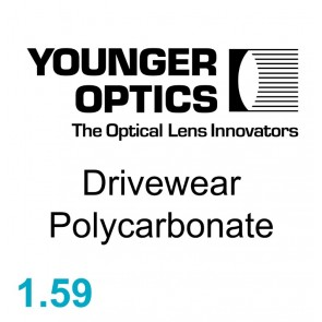 YOUNGER OPTICS Drivewear Polycarbonate 1.59