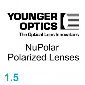 YOUNGER OPTICS NuPolar Polarized Lenses 1.5