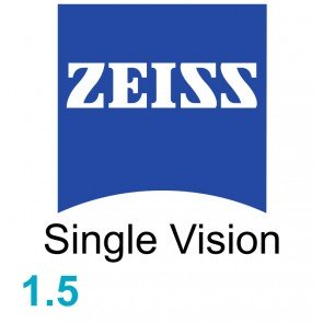 Zeiss Single Vision Sph 1.5