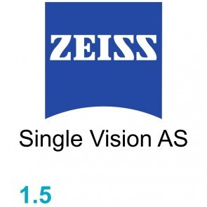 Zeiss Single Vision AS 1.5
