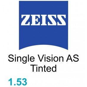 Zeiss Single Vision AS 1.53 Tinted