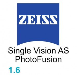 Zeiss Single Vision  AS 1.6 PhotoFusion