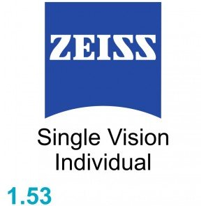 Zeiss Single Vision Individual 1.53