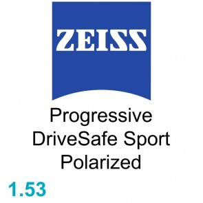 Zeiss Progressive DriveSafe Sport 1.53 Polarized