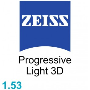 Zeiss Progressive Light 3D 1.53