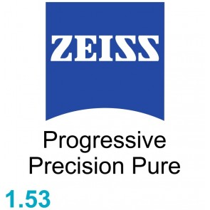 Zeiss Progressive Precision Pure 1.53