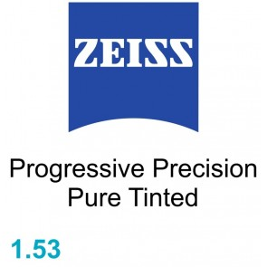 Zeiss Progressive Precision Pure 1.53 Tinted