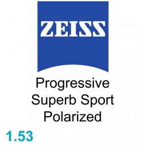 Zeiss Progressive Superb Sport 1.53 Polarized
