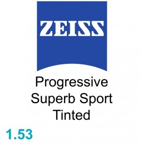 Zeiss Progressive Superb Sport 1.53 Tinted