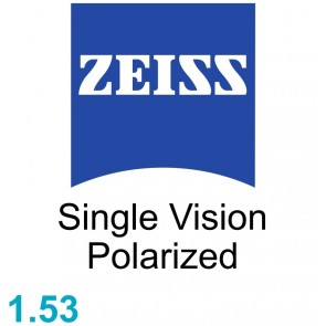Zeiss Single Vision 1.53 Polarized