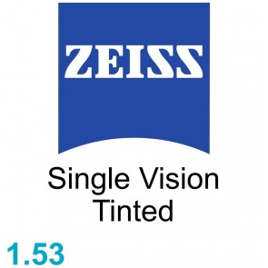 Zeiss Single Vision 1.53 Tinted