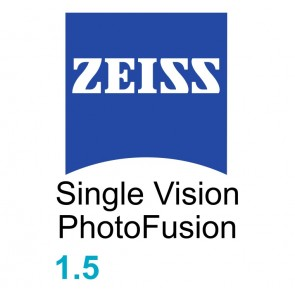 Zeiss Single Vision 1.5 PhotoFusion