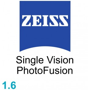 Zeiss Single Vision 1.6 PhotoFusion
