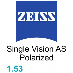 Zeiss Single Vision AS 1.53 Polarized