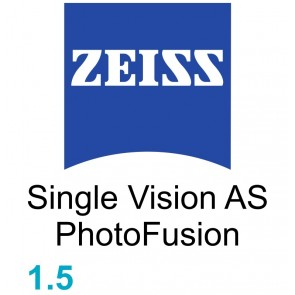 Zeiss Single Vision AS 1.5 PhotoFusion