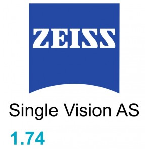 Zeiss Single Vision AS 1.74