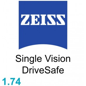 Zeiss Single Vision DriveSafe 1.74