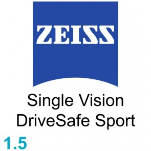 Zeiss Single Vision DriveSafe Sport 1.5