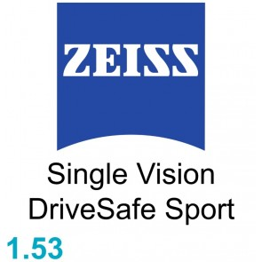 Zeiss Single Vision DriveSafe Sport 1.53
