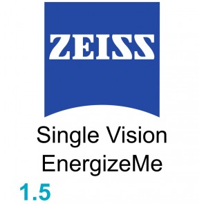 Zeiss Single Vision EnergizeMe 1.5