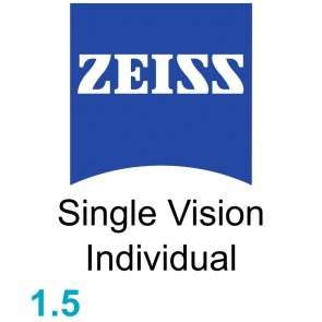 Zeiss Single Vision Individual 1.5