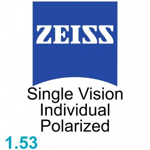 Zeiss Single Vision Individual 1.53 Polarized