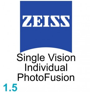 Zeiss Single Vision Individual 1.5 PhotoFusion
