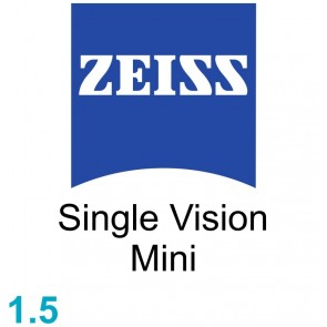 Zeiss Single Vision Mini 1.5