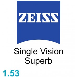Zeiss Single Vision Superb 1.53