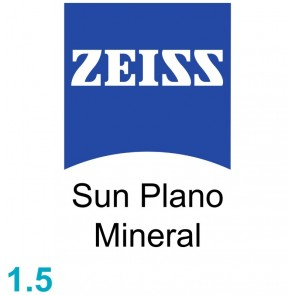 Zeiss Sun Plano Mineral 1.5