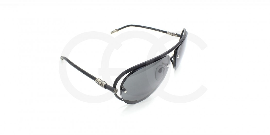 Солнечные очки Chrome Hearts JEWEL BOX MBK-BKL